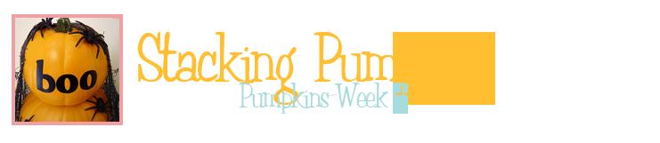 1 pumpkin2 SYTYC Spotlight Saturday! 9