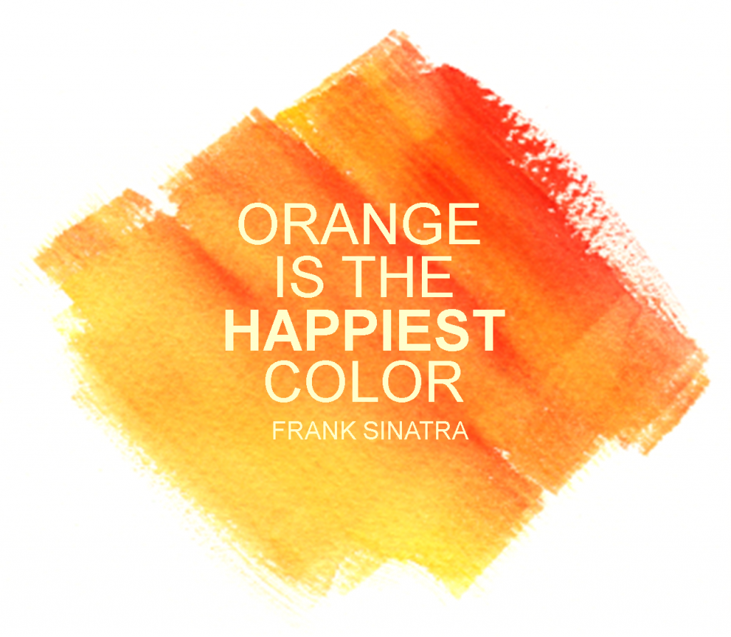 Tangerine Tango: Pantone Color of the Year