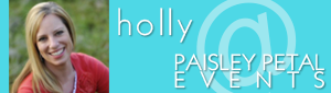 Paisley Petal Events