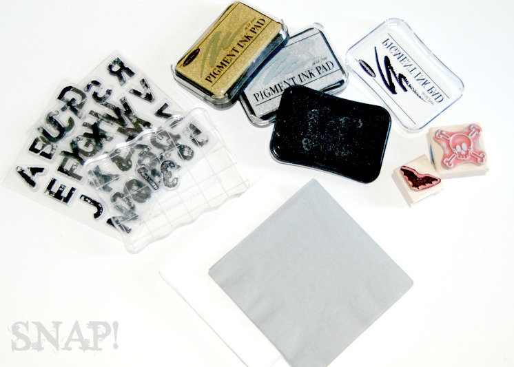 DIY Party Napkins