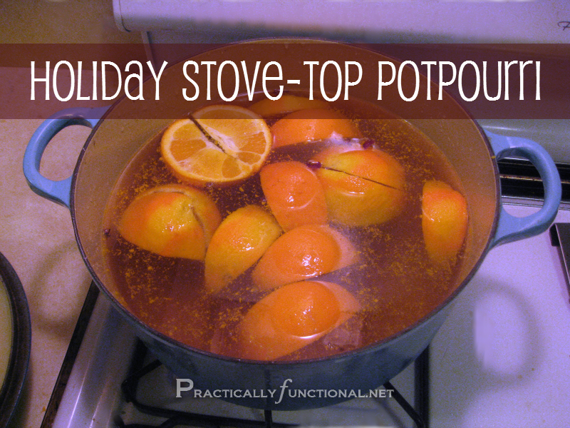 Fall Potpourri recipe