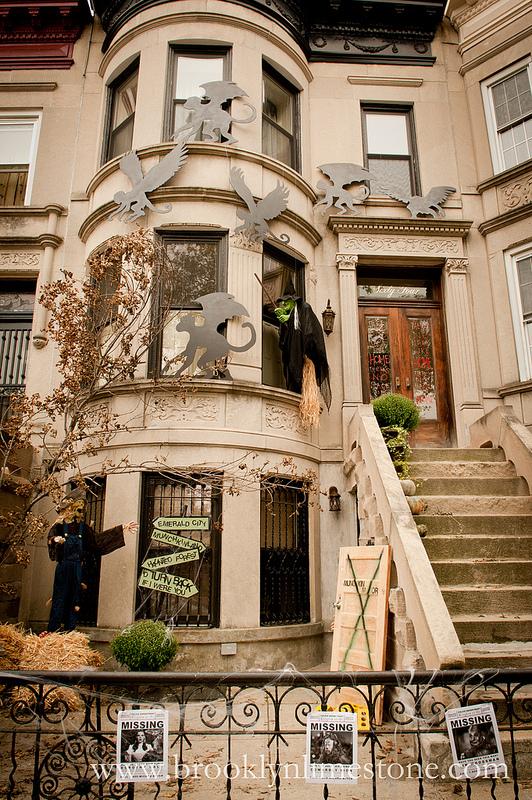 Front porch brooklyn limestone