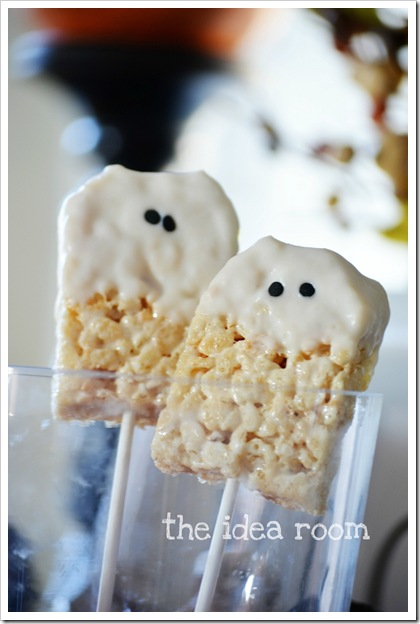 Rice Krispie Halloween Treat