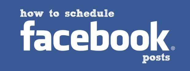 Schedule facebook posts 8