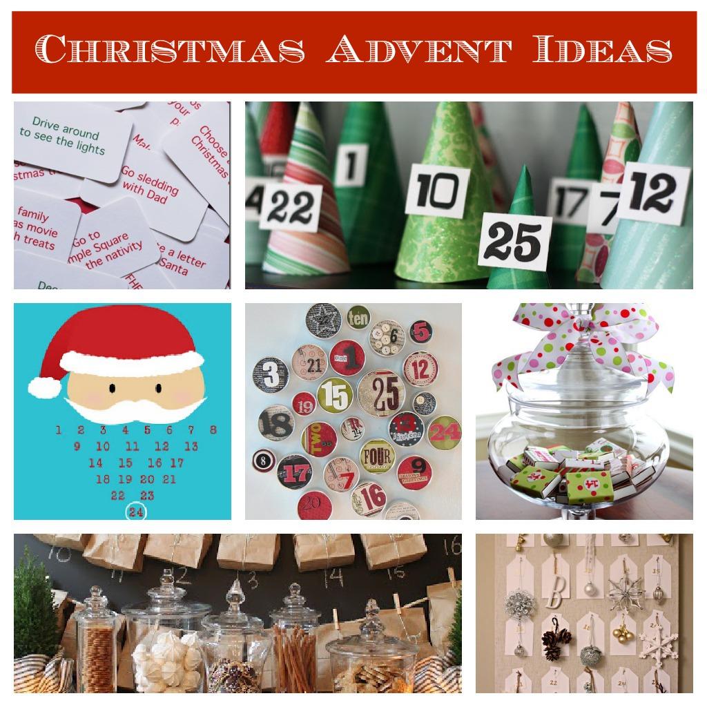 Nine Nifty Advent Calendar Ideas