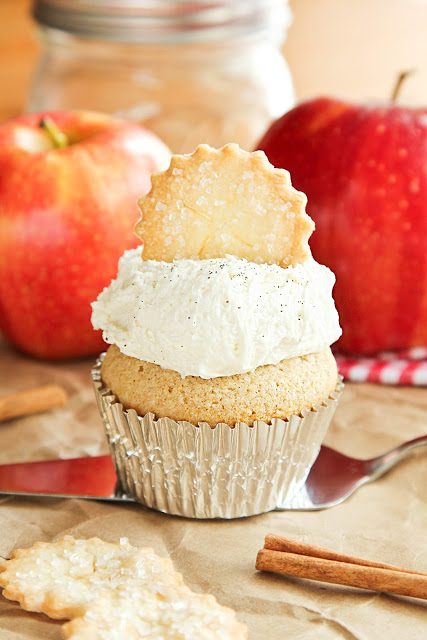 Apple Pie Cupcake Recipe