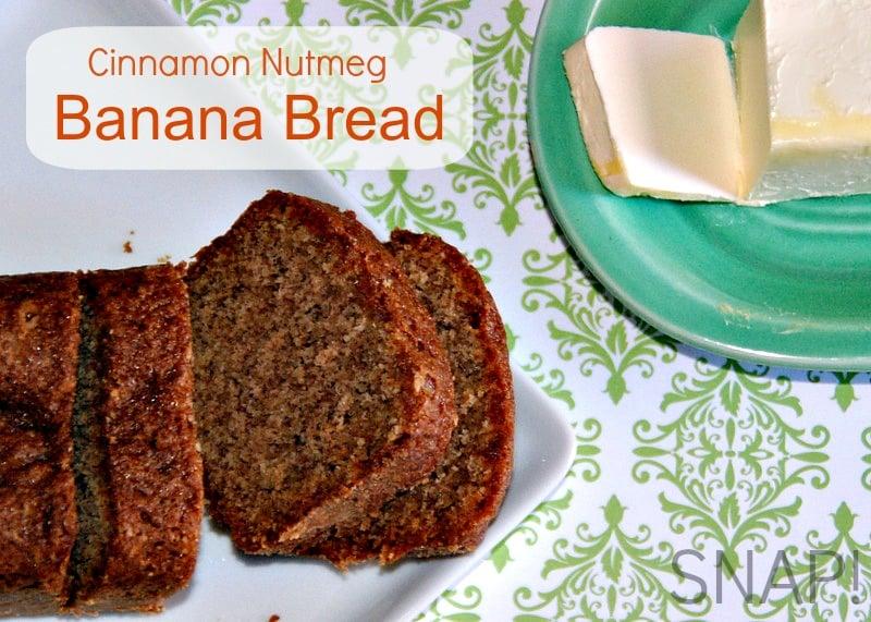 fall banana bread recipe