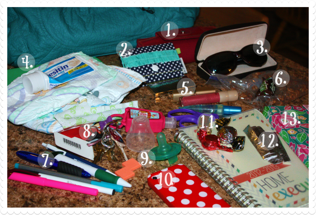 What's in My Handbag: Cox's Corner