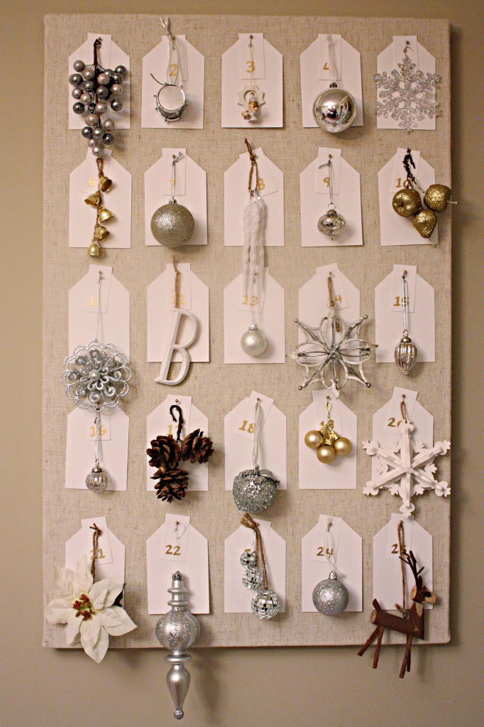 Advent Calendar Ideas What To Put In : Nine nifty advent calendar ideas tauni co