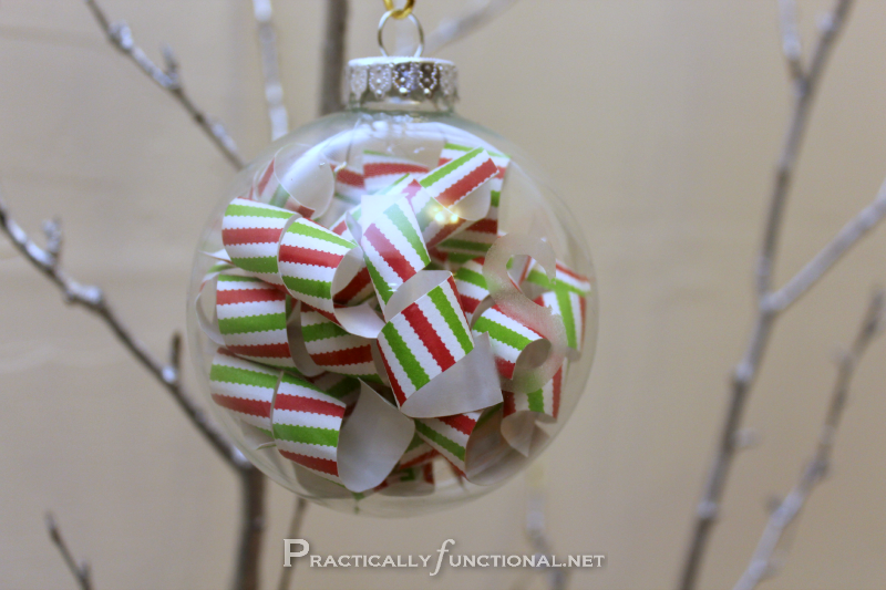 Paper Curl Ornament via Practically Functional