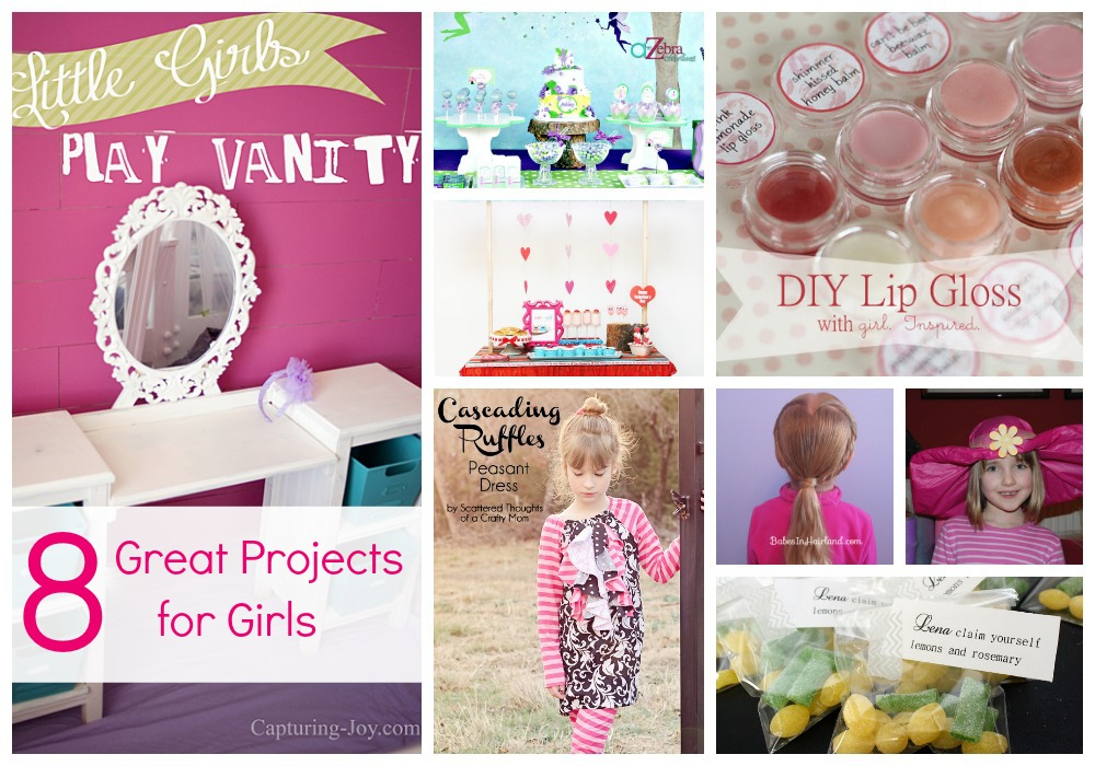 Great Projects for Girls