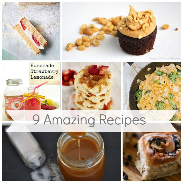 Show & Tell No. 45: Great Recipes Edition