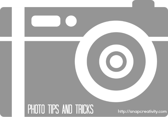 Photo Tips and Tricks