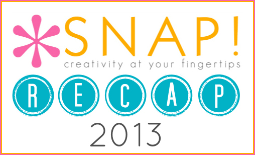 SNAP! Conference 2013 recap & linky