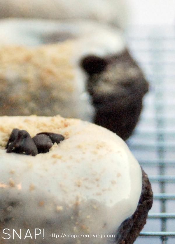 S'mores Donut Recipe