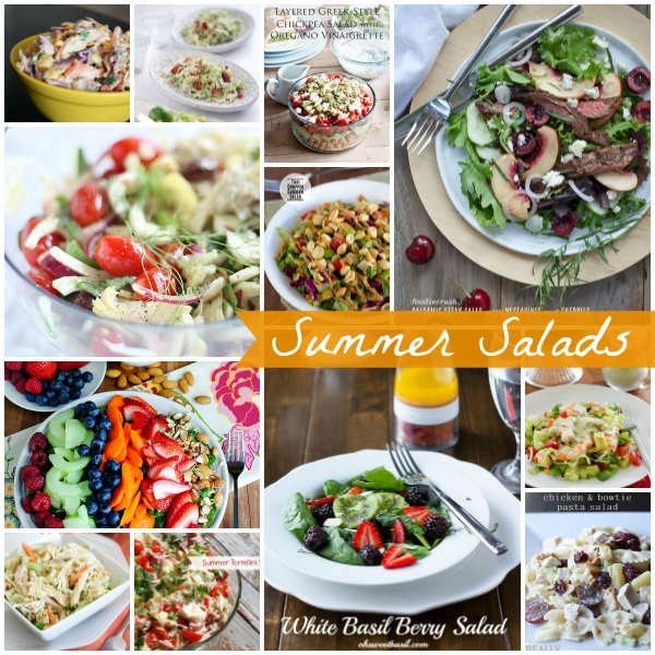 Bring on the Summer Salads!