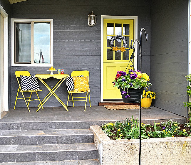 front door decorating ideasSummer Front Porch Decorating Ideas  Tauni  Co