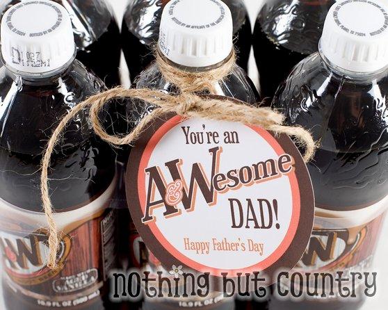 A&W Awesome Dad