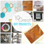 10 Great Summer DIY Projects via SNAP!