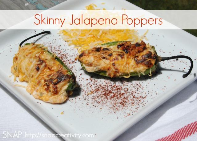 Skinny jalapeno poppers horizontal