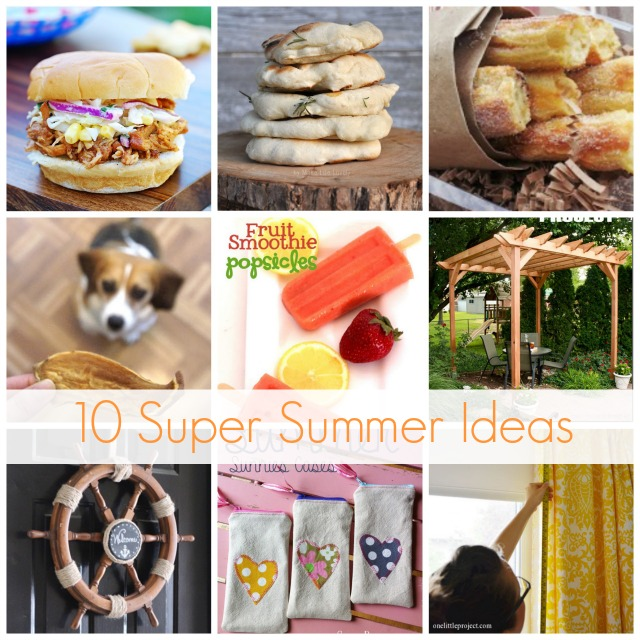 10 Super Summer Projects
