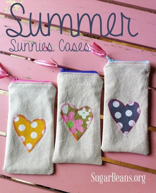 summer sunnies cases via Sugar Beans