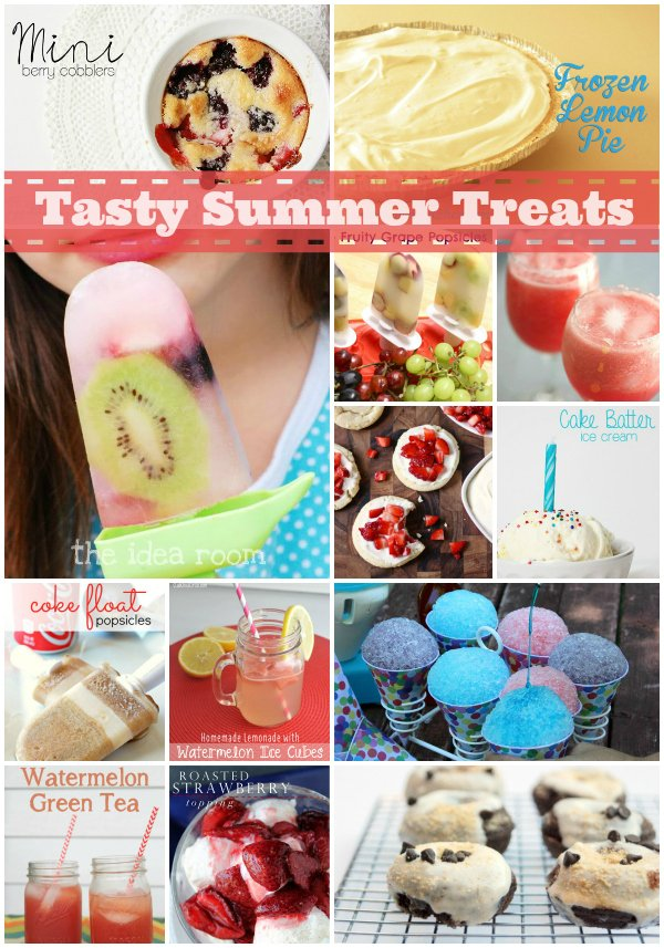 Tasty Summer Treats