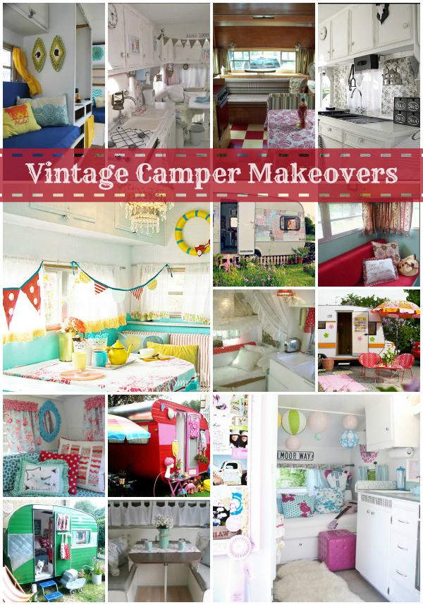 Vintage camper makeovers 2