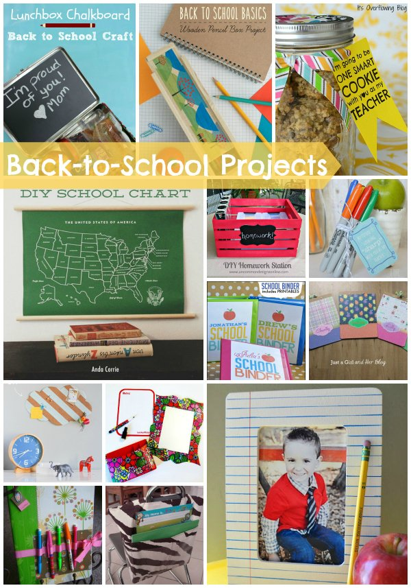 Back-to-School Projects