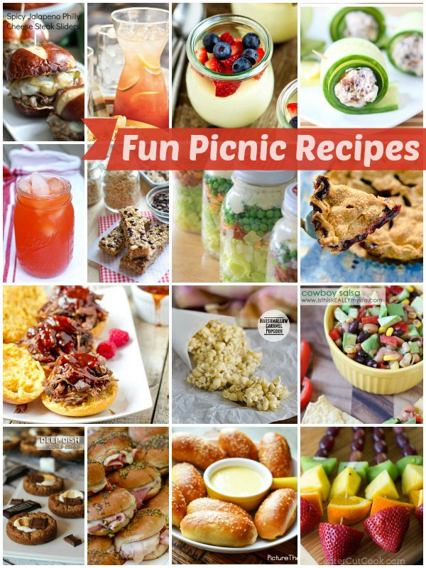 Fun Picnic Recipes