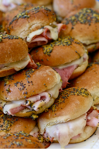 Ham and Cheese Sliders Annie s Eats