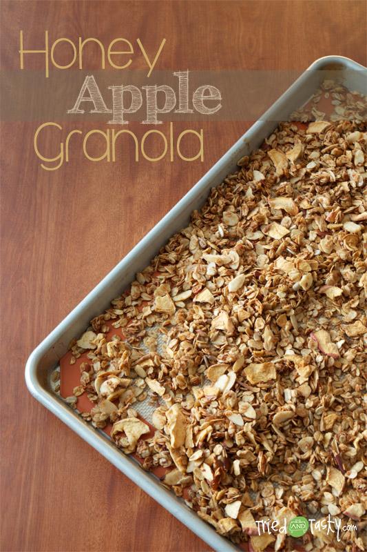 Honey-Apple-Granola-via Tried and Tasty