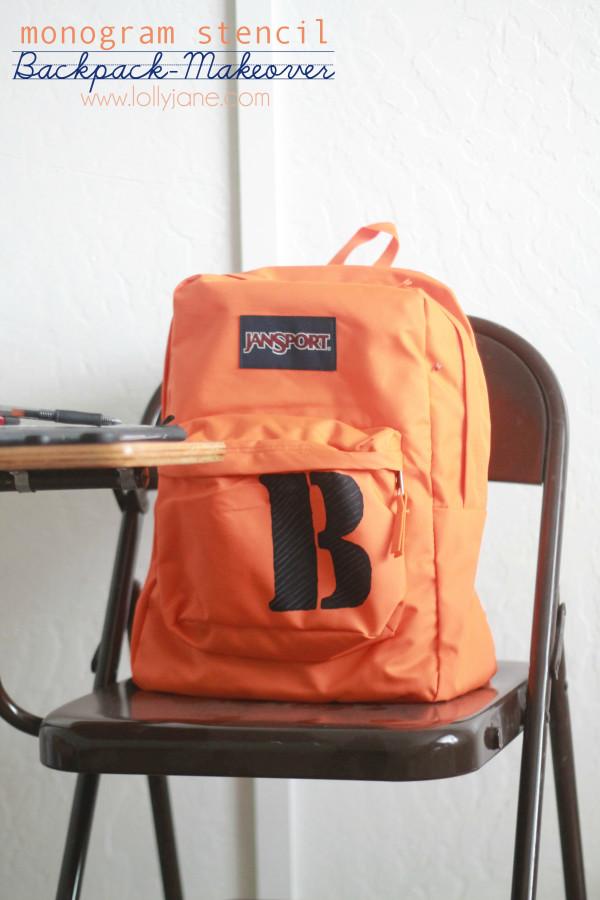 monogram-stencil-backpack-makeover-600x900