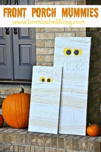 front porch mummies