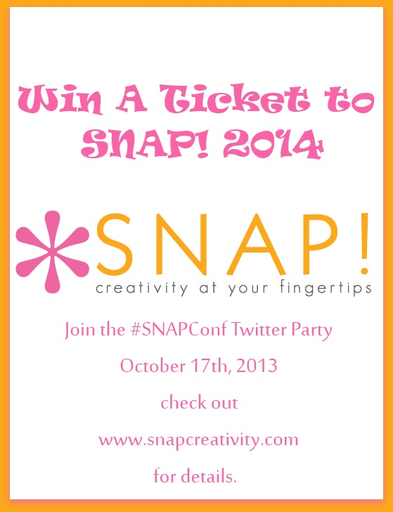 Halloween Decor and Crafts SNAP! Chat PLUS Win a Ticket to SNAP! 2014