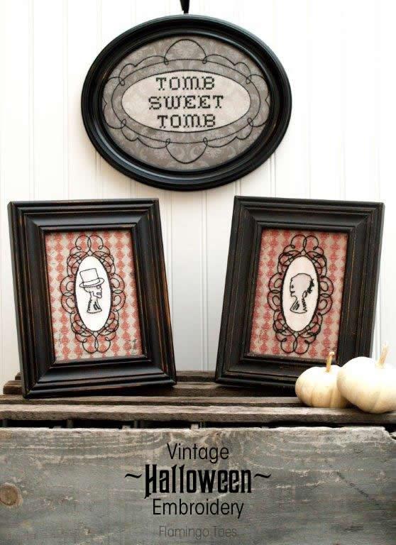 Vintage-Halloween-Embroidery
