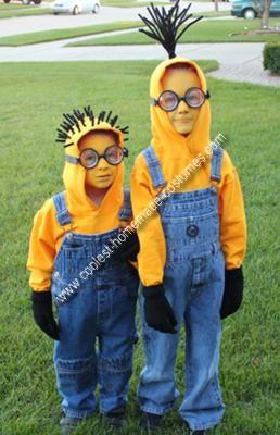 minions costume