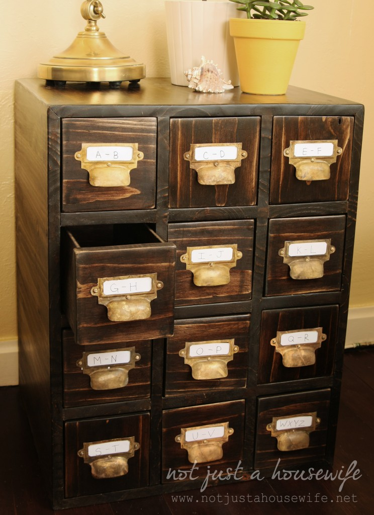 How to build a card catalog