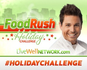 food rush tv twitter party image
