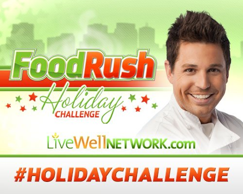 Holiday Treats SNAP! Chat with Food Rush