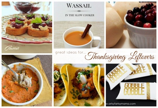 Show & Tell No. 76: Thanksgiving Leftovers