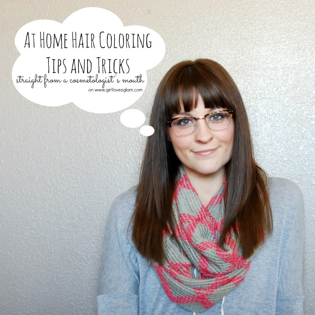 At Home Hair Coloring Tips and Tricks Straight from a Cosmetologist's Mouth