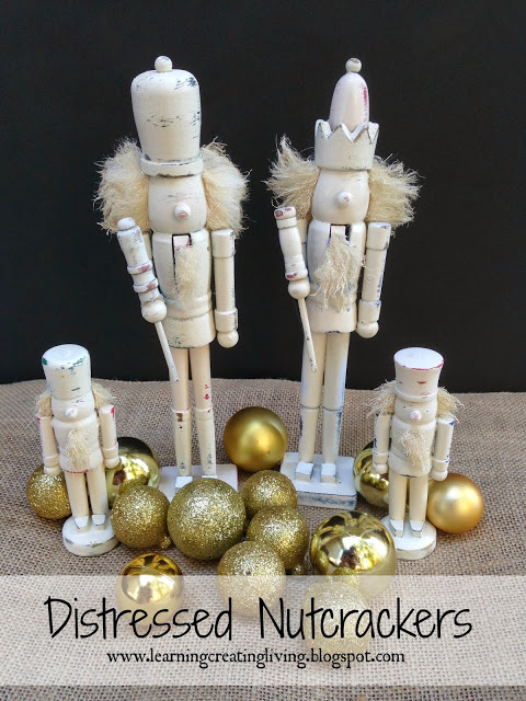 Distressed Nutcrackers via Learning Creating Living
