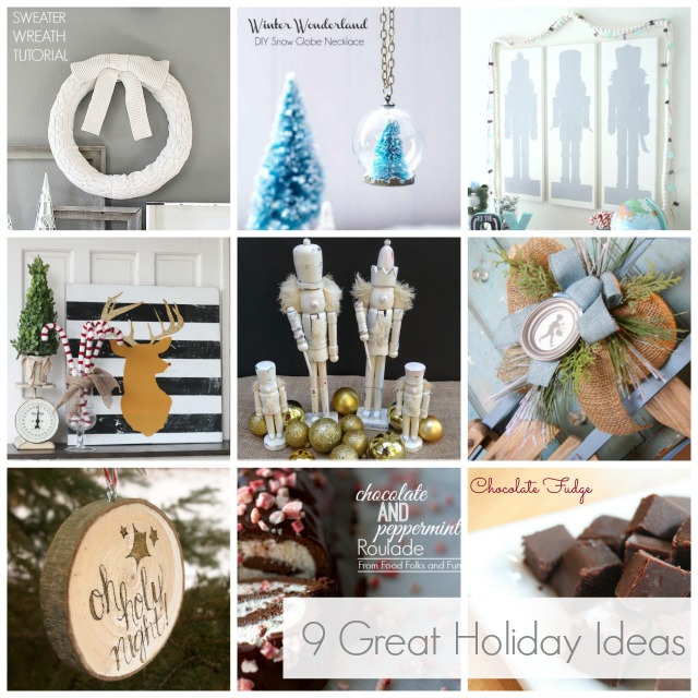 Great Holiday Ideas