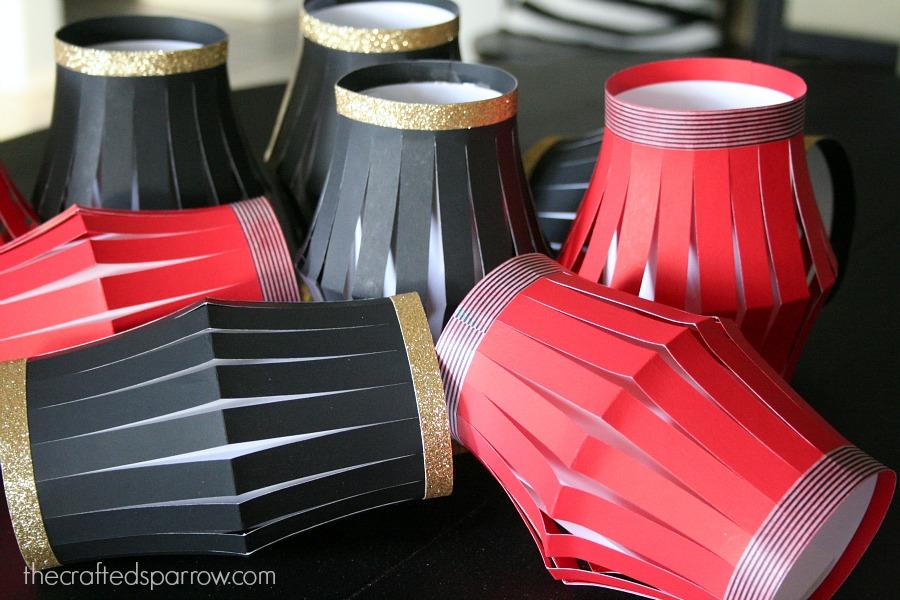 Chinese Paper Lanterns 14