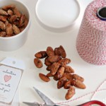 Sugared almonds recipe and printable