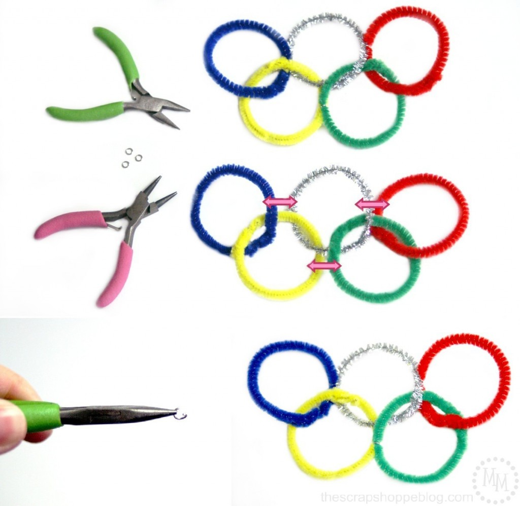 Olympic rings 2016 image - d2fa