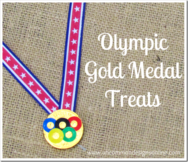Olympic Crafts & Recipes