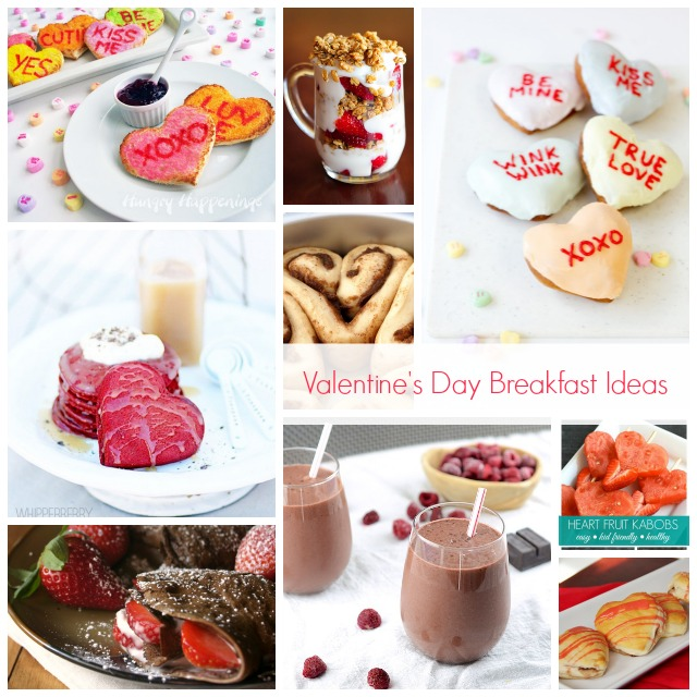 Show + Tell: Valentine's Breakfast Ideas
