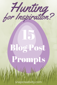 Blog Post Prompts